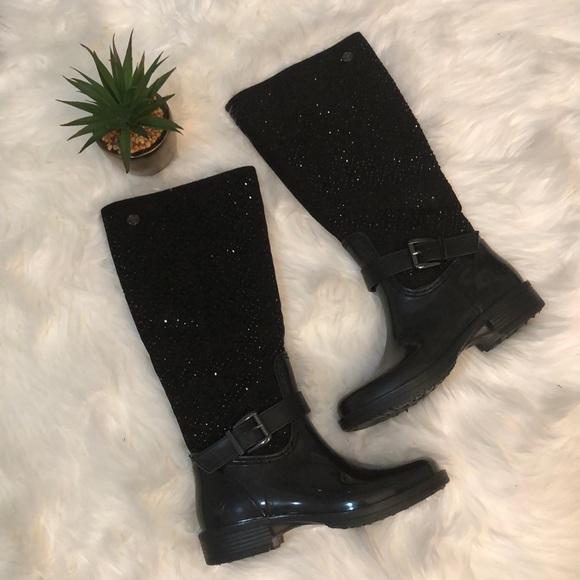 e85f1b56c BRAND NEW jeweled rain boots